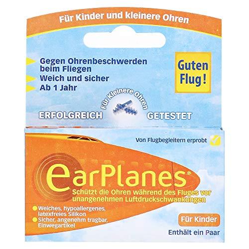 EarPlanes Ohrenstöpsel für Kinder, 2 St