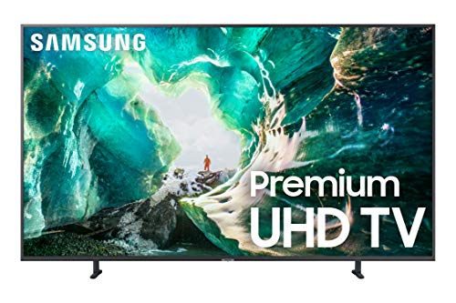 SAMSUNG 82u0022 Class 4K Ultra HD (2160p) HDR Smart LED TV UN82RU8000 (2019 Model)