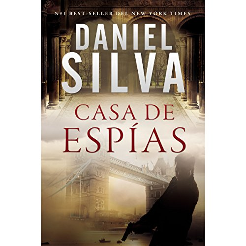 Casa de espías [House of Spies] audiobook cover art