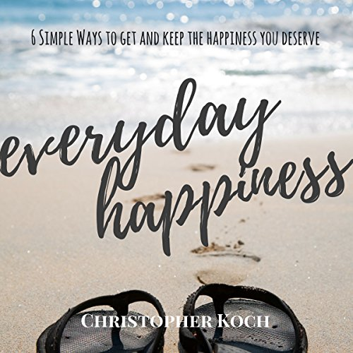 Everyday Happiness audiobook cover art