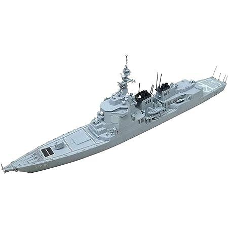 青島文化教材社 1/700 ウォーターラインシリーズ 海上自衛隊 護衛艦 あしがら プラモデル 022