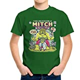 The Incredible Mitch Regular Show Kid's T-Shirt