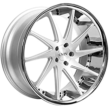26 Inch Rims Car Rim Wheel Fits Challenger Cadillac and More Sports Racing Cars Mustang Giovanna Dramuno-6 Camaro Charger Set of 4 Silver Machined Wheels 26x10 Rines Para Carros
