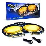 Rock and Roll It – Bongos. Flexible & Portable Electronic...
