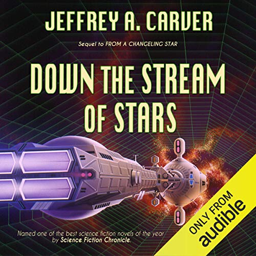 Down the Stream of Stars cover art