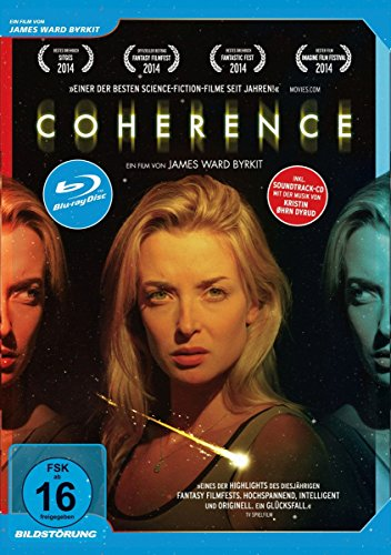 Coherence (Blu-ray) (Limited Special Edition-Bluray & CD)