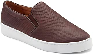 Vionic Women's Splendid Midi Snake Slip-on - Ladies Sneaker with Concealed Orthotic Arch Support