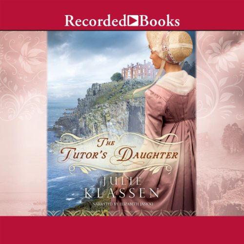 The Tutor's Daughter audiobook cover art