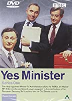 Yes Minister [DVD]
