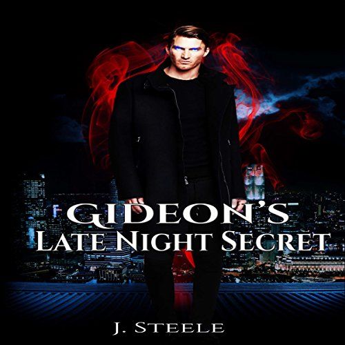 Gideon's Late Night Secret audiobook cover art