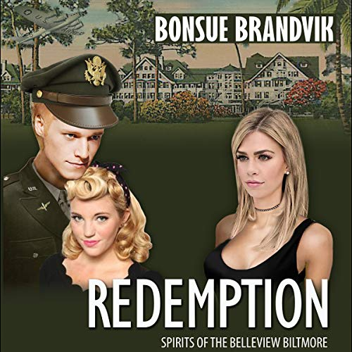 Redemption audiobook cover art