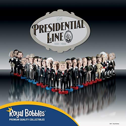 Royal Bobbles John F. Kennedy V3 Bobblehead