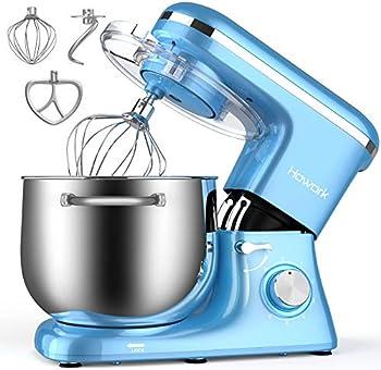 Howork 8.45 QT Bowl 660W Food Mixer With Dough Hook