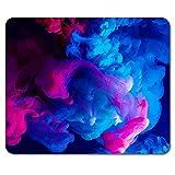 Coloured Smoke Art Mouse Mat Pad - Colourful Fun Gift Computer #14299