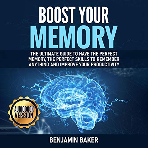 Boost Your Memory cover art