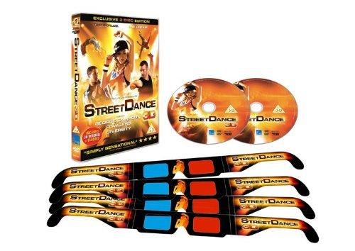 StreetDance 3D [DVD]