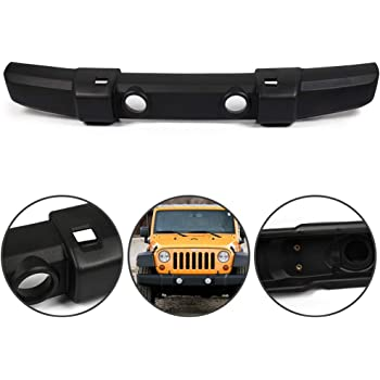 Bumper Covers Front Bumper Cover for 2007-2018 Jeep Wrangler JK ...
