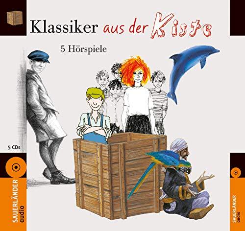 Klassiker aus der Kiste: 5 Hörspiele [Musikkassette]