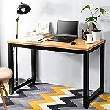 Merax Schreibtisch PC Tisch Computertisch Büro Tisch Bürotisch Arbeitstisch Officetisch PC-Tisch...