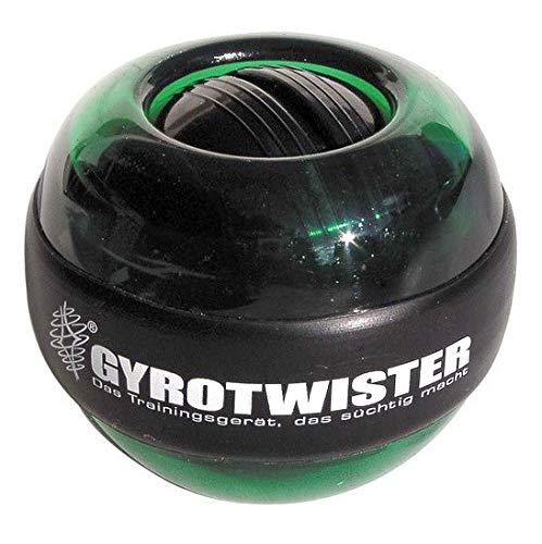 GyroTwister Handtrainer, Grün-Schwarz