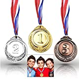 Samantha Medallas ganadores, Medalla de Ganador de Metal Estilo olímpico, Medallas de Ganador de Metal en Estilo...