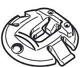 Mollette Fermi Graffette Clip per Fissaggio Rivestimenti sottoscocca (56 Pezzi) in Colore Nero - Minuteria Ricambi Auto