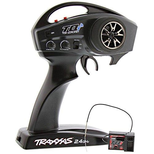 Traxxas Rustler VXLTQi 2-Ch LINK ENABLED RADIO TRANSMITTER & 5-Ch TSM RECEIVER -  DHZ3526