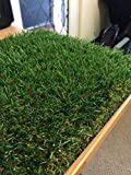 Luxury 30mm Pile Height Artificial Grass | Choose from 47 Sizes on this Listing Natural & Realistic Looking Astro Garden Lawn | 4 x 1m High Density Fake Turf