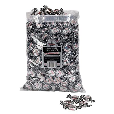 walkers nonsuch liquorice toffees bulk bags 2.5 kg WALKERS NONSUCH Liquorice Toffees Bulk Bags 2.5 kg 51AE8TcATTL