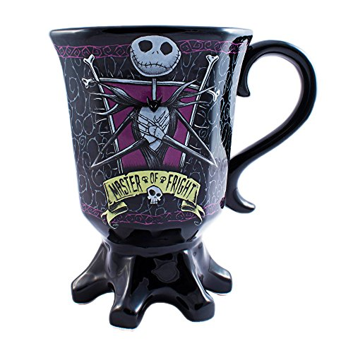 Nightmare Before Christmas Sculpted Goblet Mug