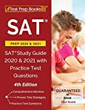 SAT Prep 2020 and 2021: SAT Study Guide 2020 and 2021 with Practice Test Questions [4th Edition]