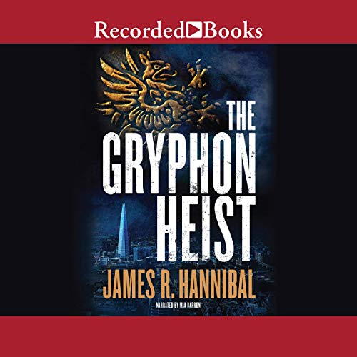 The Gryphon Heist cover art