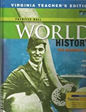 Virginia Teacher's Edition, World History the Modern Era