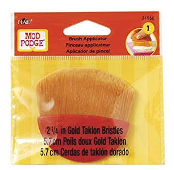Mod Podge Paint Brush Applicator 24960 2.25-Inch Basic