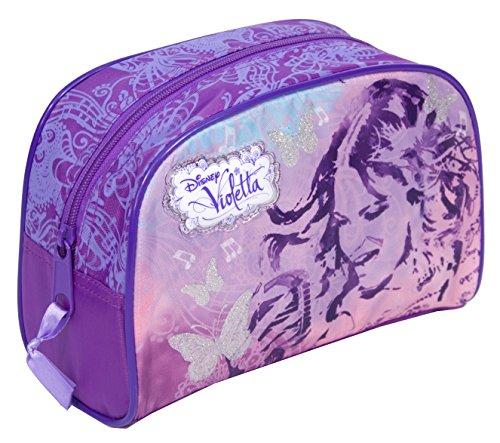 Disney Violetta Kulturtasche Kosmetiktasche Violetta EDEL