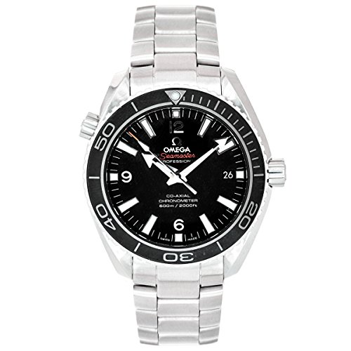Photo of Omega Unisex Analog Automatic Watch with Stainless-Steel Strap 232.30.42.21.01.001