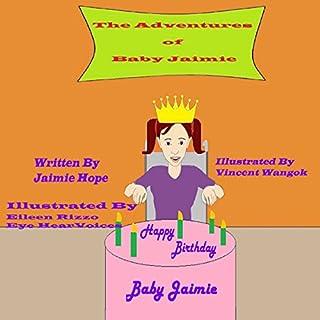 Happy Birthday Baby Jaimie audiobook cover art