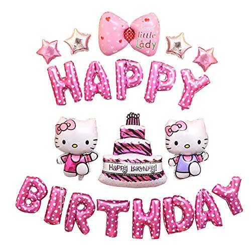 Hello Kitty Birthday Decoration Set