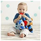 Product Image of the Skip Hop Bandana Buddies Baby Activity and Teething Toy with Multi-Sensory...