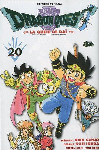 Dragon Quest T20