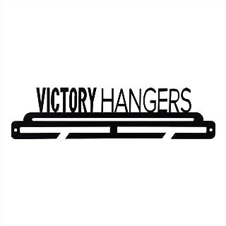 Medal Holder Display Hanger Rack Medals Black Medal Holder Wall Mount Victory-Hangers Medal Frame Holds Upto 24-30 Medals ...