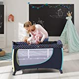 Hauck Sleep'n Play Center II, Multi Dots navy - 7