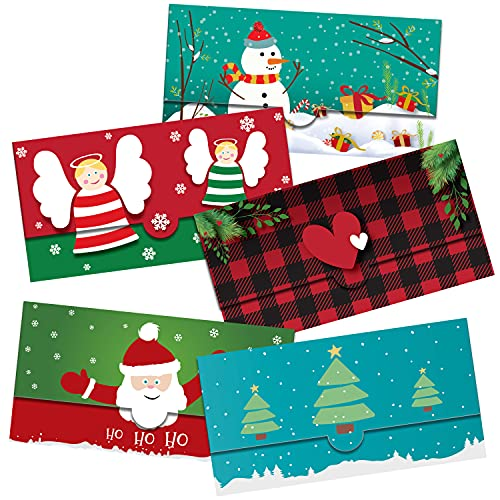 El Mejor Listado de Soportes para tarjetas de navidad los mejores 5. 1