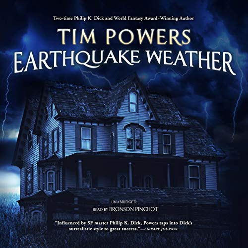 Couverture de Earthquake Weather