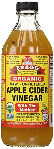 Organic Raw Apple Cider Vinegar, 16 Ounce