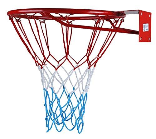 Kimet HangRing, Panier de basketball de qualité avec anneau et filet. Qualité et sécurité testées. Dimensions: Ø 45 cm und 37 cm (au choix) 45 KIMET 37