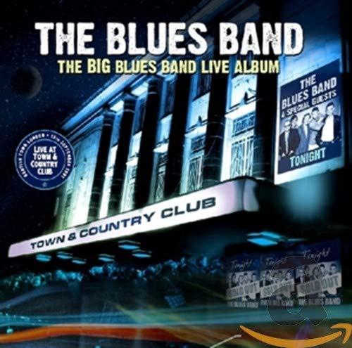 Blues Band - Big Blues.. -Slipcase-