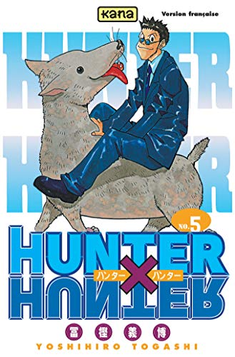 Hunter X Hunter, tome 5