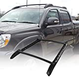 Ai CAR FUN Roof Rack Cross Bar Top Roof Rail Luggage Cargo Rack Rails Carrier for Pickup Truck 2005-2018 Toyota Tacoma Double Cab