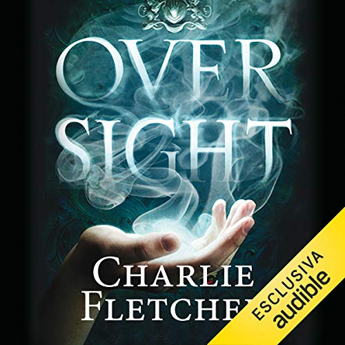 Oversight audiobook cover art